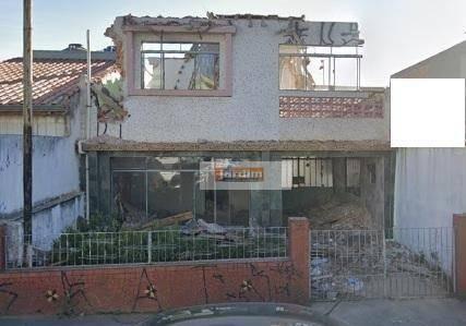Imagem 1 de 1 de Terreno À Venda, 228 M² - Vila Helena - Santo André/sp - Te0966