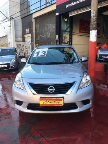 Nissan Versa Sv 1.6 Completo 2013