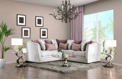 Sala Kizzy Sofa L Preciosa Beige Sm2677