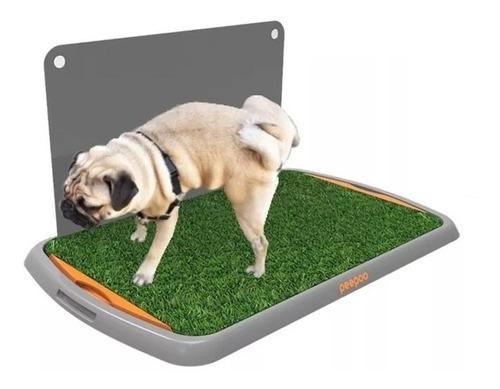 Bandeja Sanitaria C/ Accesorio Machos Baño Para Mascotas Perros Cachorros Bulldog Frances Bulldog Ingles Pitbull 40% Off