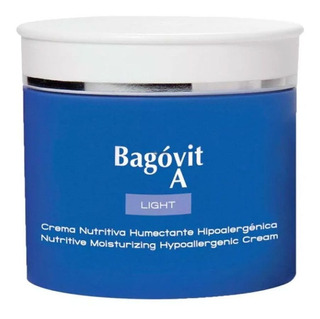Bagóvit A Light Crema Nutritiva Humecta 100g Piel Sensible
