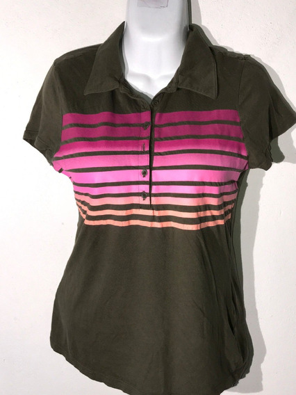 Foto Polo Old Navy T- S Id A177 Usada Detalle Dama