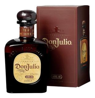 Tequila Don Julio Añejo (botella) 100 % Original