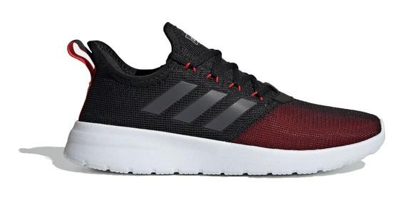 adidas Zapatillas Running Hombre Lite Racer Rbn Negro - Rojo