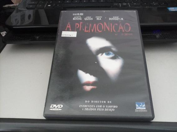 Dvd - A Premonição - 1999 - Robert Downey Jr. - Frete 6,00 | Mercado Livre