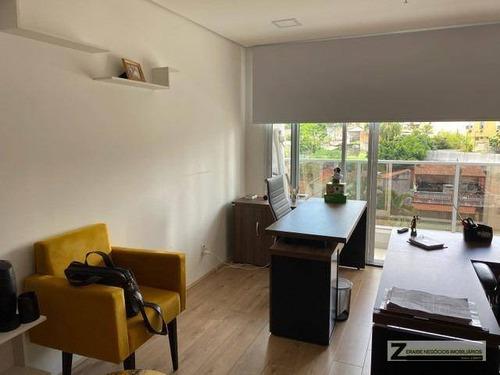 Sala Para Alugar, 27 M² Por R$ 1.630/mês - Vila Moreira - Guarulhos/sp - Sa0038