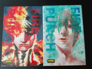 Fire Punch 1y2 Manga Norma Editorial