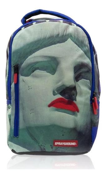 Mochila Sprayground Liberty Face