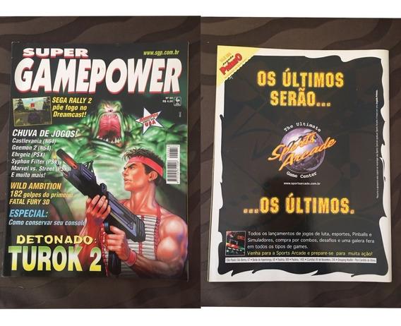 Revista Super Game Power Nº 60