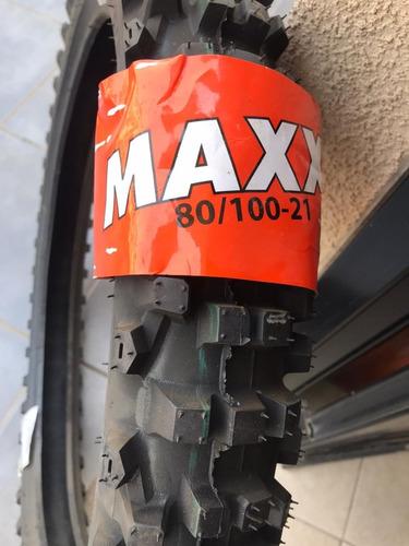 Cubierta Maxxis It 80-100/21 Enduro