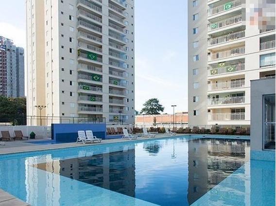 Supera Guarulhos 110m², 3 Suítes, Varanda Gourmet, 2 Vagas