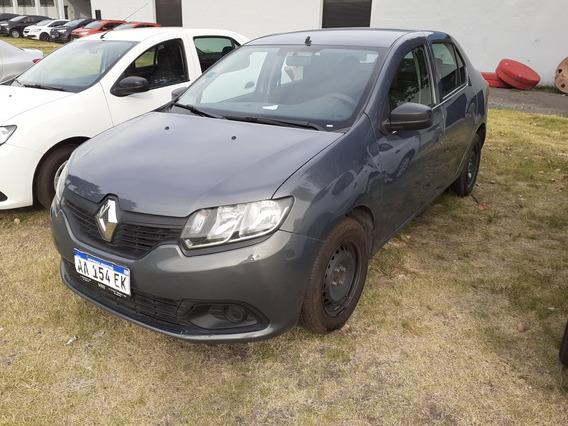 Renault Logan 1.6 Authentique Plus 2016 Centroautomotores