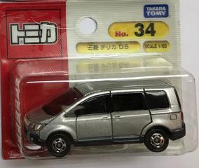 Takara Tomy Tomica Nº 34 Mitsubishi Delica D Van