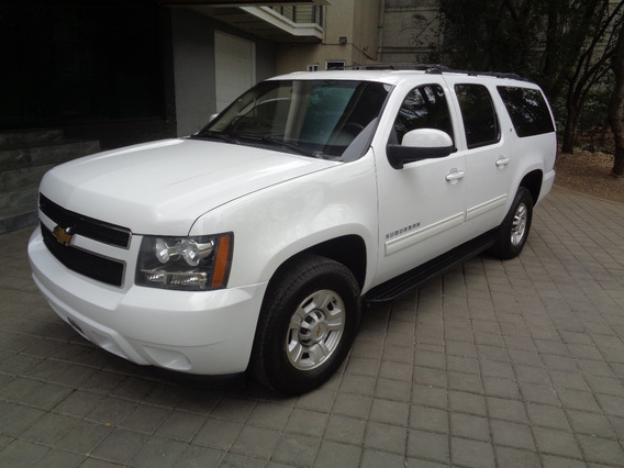 Chevrolet Suburban Nivel 3 Plus 4x4 2012 (impecable)