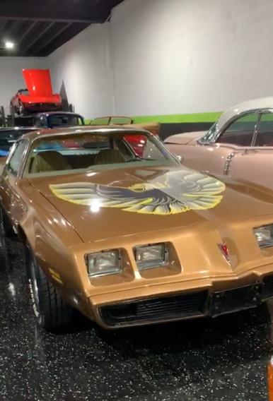 Pontiac Transam Importación Autos Clásicos #1