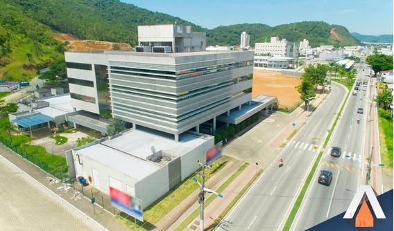 Acrc Imóveis - Prédio Comercial Para Locação Na Cidade De Itajaí - Pd00062 - 34457500