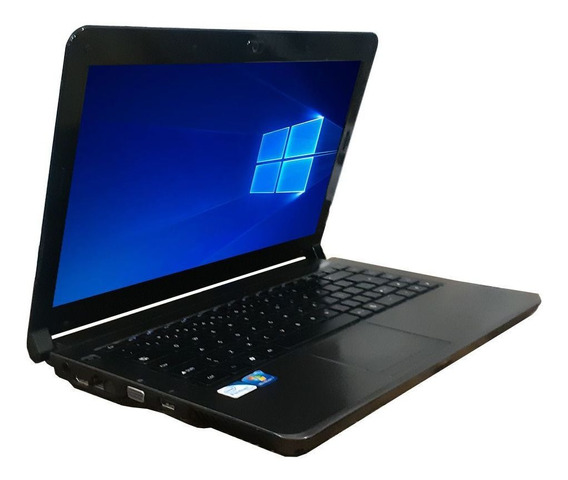 Notebook Positivo N100l Dual Core 4 Gb Hd 160gb Wifi Hdmi