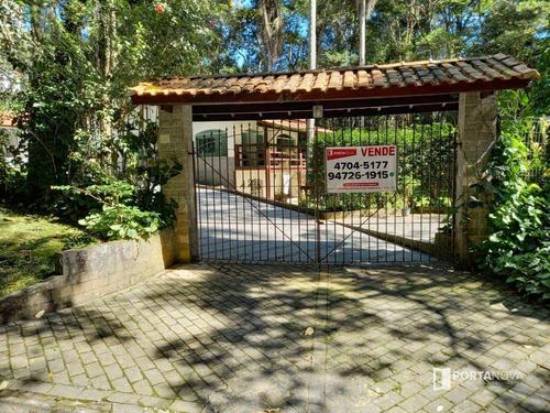 Casa Com 3 Dormitórios À Venda, 239 M² Por R$ 900.000,00 - Jardim Dos Ypês - Embu Das Artes/sp - Ca0563