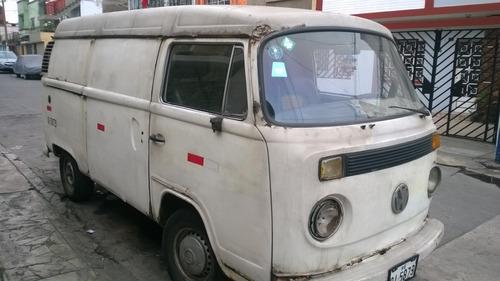 Volkswagen Modelo Furgo