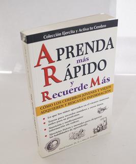 Aprenda Más Rápido Y Recuerde Más - Gamon 3a Edición 2008