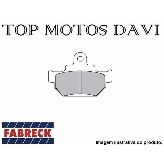 Pastilha Freio Fabreck Racing Suzuki Dr 500 600 Dianteira