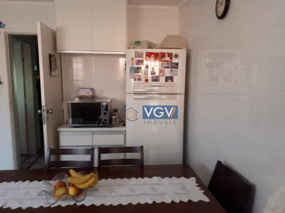 Sobrado Com 3 Dormitórios À Venda, 120 M² Por R$ 475.000 - Vila Campestre - São Paulo/sp - So0532