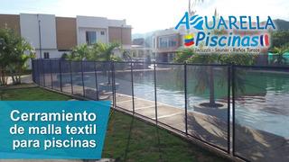 Cerramiento Piscina Certificado Ntc5776 / Ley 1209 De 2008