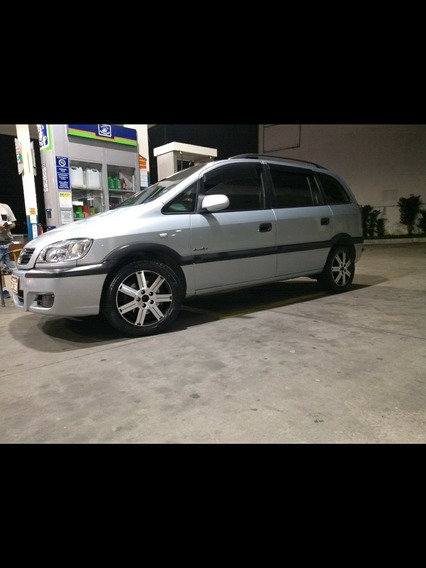 Chevrolet Zafira 2012 2.0 Comfort Flex Power 5p