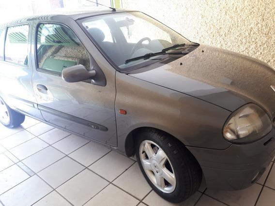 Renault Clio 1.6 Rt 16v 2000/2001 Completo