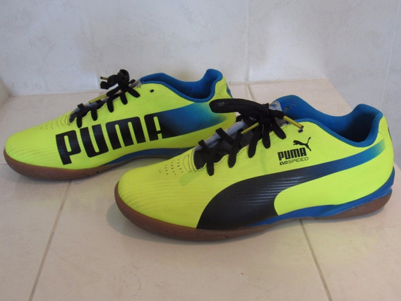 Tenis Puma Evo Speed 4.5 Mexicano