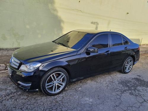 Mercedes-benz Classe C 2014 1.6 Sport Turbo 4p