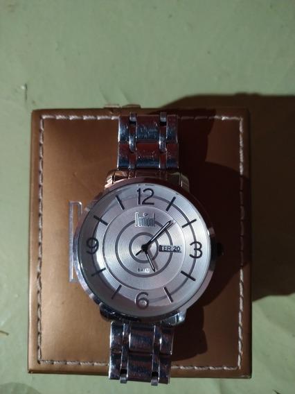 Relógio Unissex Dumont Slim Analógico Du2305ab3k- Branco