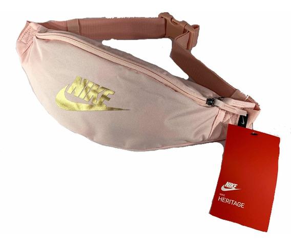 Cangurera Nike Rosa Ba5750-682 Look Trendy