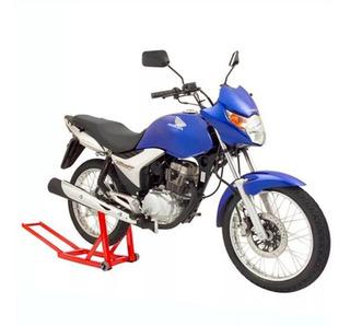 Suporte Pra Motos Cg 125, Titan 150, Fan 150, Biz Trazeiro