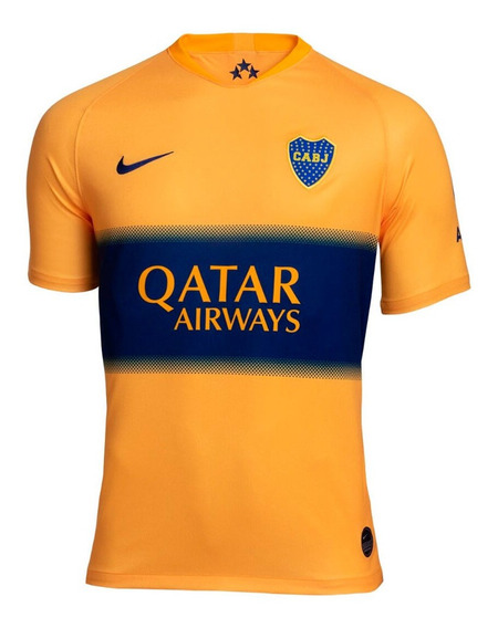 Camiseta Nike Alternativa Boca Juniors Stadium Hombre