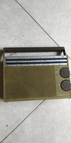 Radio Philips De Mesa Antigo De Mesa Am No Eatado Leia