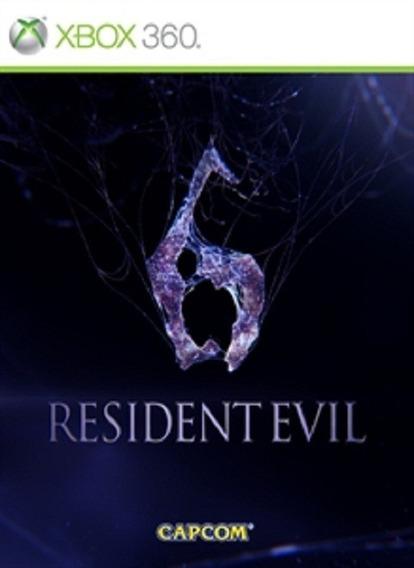 Resident Evil 6 - Frete Grátis
