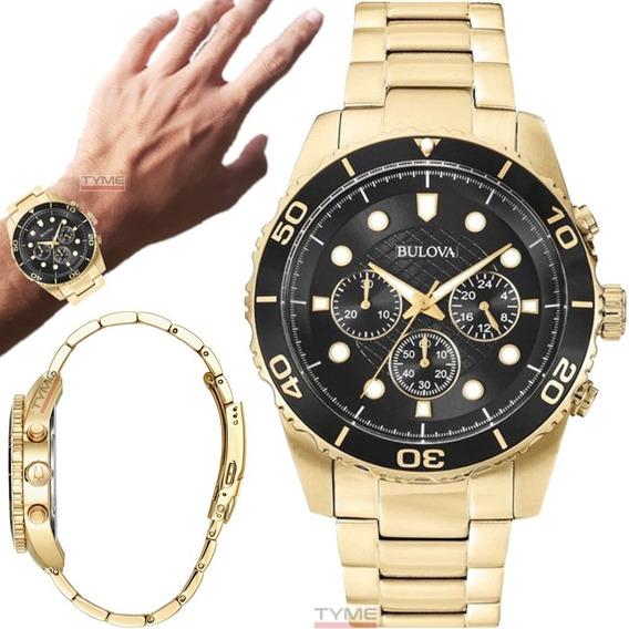 Relógio Bulova Masculino Classic Wb31989u 98a173 - C/ Nfe