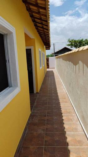 Ama97  Casa 2 Dormitórios-  Itanhaem - Aceita Financiamento
