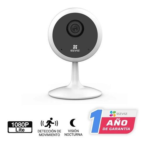 Imagen 1 de 7 de Camara Seguridad Ip Wifi Ezviz Hd Interior Vision Nocturna