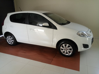 Palio 1.4 Attractive 2016/2016 Completo Com Abs E Air Bags