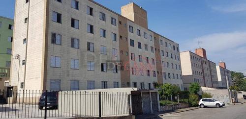 Imagem 1 de 12 de Apartamento Do Médio, 2 Dorm. E Vaga - Ap4712
