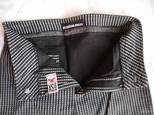 Pantalon Kosiuko Txs Original Calce Alto Use En Desfile