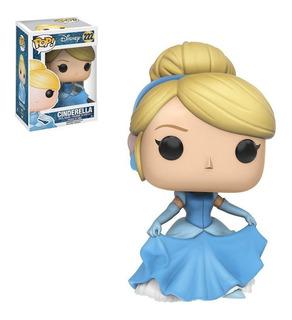 Figura Funko Pop Disney La Cenicienta- Cinderella 222