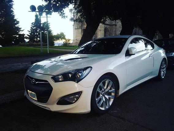 Hyundai Génesis 2.0t 275cv