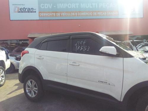Imagem 1 de 2 de Sucata Hyundai Creta Retirada De Peças