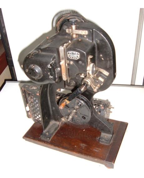 Antiguo Proyector De Películas Zeiss-ikon Año 1940