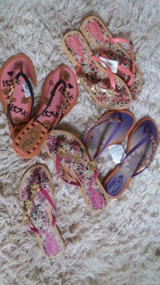 Calçados Rasteirinhas
