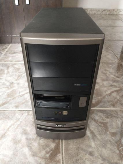 Computador Pc Promoção Usado Dualcore 4gb 80gb 1gb De Vídeo