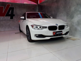 Bmw Serie 3 Active 2014 Branca Flex